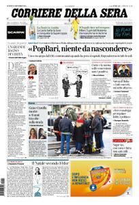 Corriere della Sera – 23 dicembre 2019
