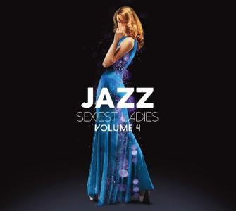 VA - Jazz Sexiest Ladies 4 (3CD, 2019)