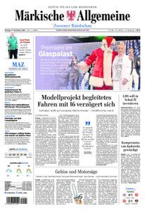 Märkische Allgemeine Zossener Rundschau - 17. Dezember 2018