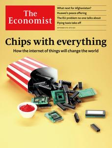 The Economist Latin America – 14 September 2019