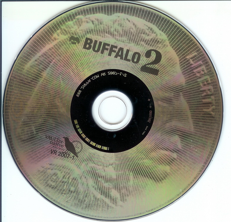 Frank Zappa - Buffalo (2CD) (2007)