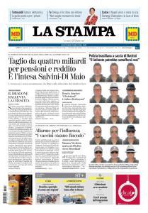 La Stampa Imperia e Sanremo - 17 Dicembre 2018