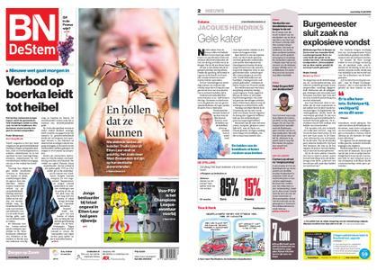 BN DeStem - Bergen op Zoom – 31 juli 2019