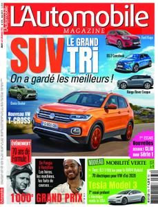 L'Automobile Magazine - mai 2019
