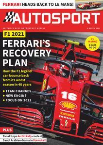 Autosport – 04 March 2021
