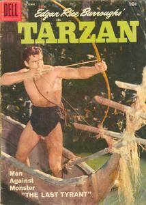 For tony - Tarzan Dell Gold Key - Tarzan 097 cbr