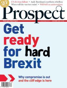 Prospect Magazine - Issue 293 - December 2020
