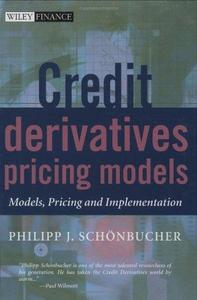 Credit Derivatives Pricing Models: Models, Pricing and Implementation (Repost)