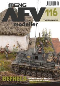 Meng AFV Modeller - Issue 116 - January-February 2021