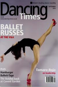 Dancing Times - September 2010