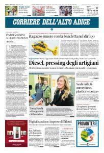 Corriere dell'Alto Adige - 7 Aprile 2018