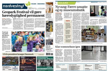 Nordvestnyt Holbæk Odsherred – 01. august 2019