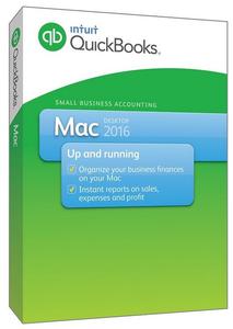 Intuit QuickBooks for Mac 2016 17.1.11 |