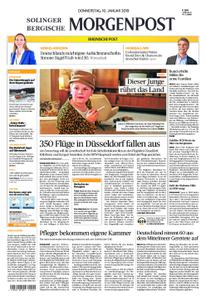 Solinger Morgenpost – 10. Januar 2019