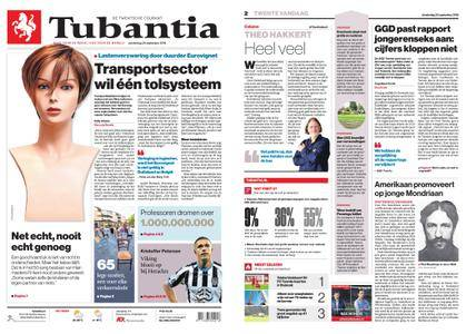 Tubantia - Enschede – 20 september 2018