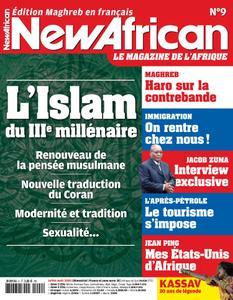 New African, le magazine de l'Afrique - Juillet - Août 2009