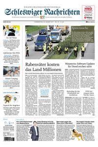 Schleswiger Nachrichten - 24. August 2017
