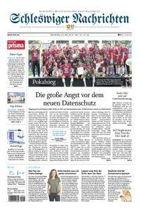 Schleswiger Nachrichten - 22. Mai 2018