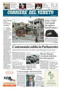 Corriere del Veneto Vicenza e Bassano - 13 Giugno 2018