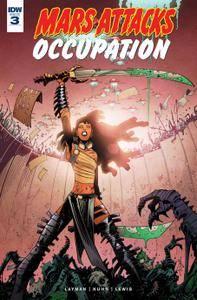 Mars Attacks - Occupation 003 2016 digital Son of Ultron-Empire