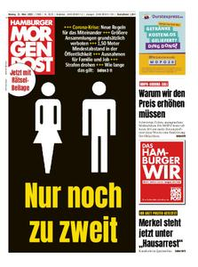 Hamburger Morgenpost – 23. März 2020