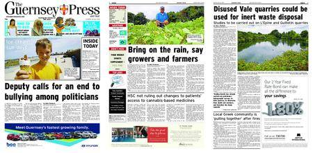 The Guernsey Press – 28 July 2018
