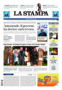 La Stampa Torino Provincia e Canavese - 15 Gennaio 2020