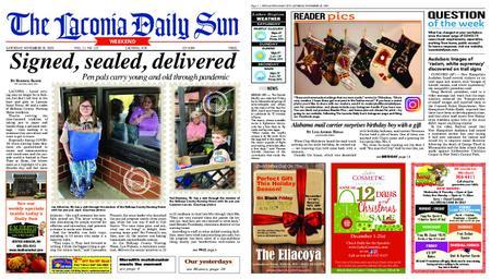 The Laconia Daily Sun – November 28, 2020