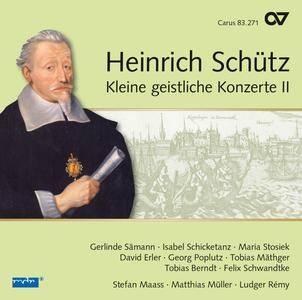 Ludger Rémy - Schütz: Kleine geistliche Konzerte II, Op. 9 (2018)