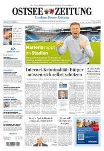 Ostsee Zeitung Wolgast - 15. November 2017