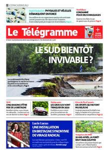 Le Télégramme Concarneau – 26 décembre 2019