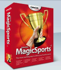 CyberLink MagicSports ver.3.00.0925 Retail
