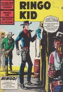 Sheriff Classics - 226 - Ringo Kid