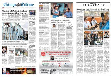 Chicago Tribune – April 30, 2018