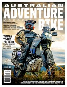Ultimate Adventure Bike Australia – September 2020