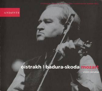 Mozart: Sonatas for Piano & Violin (David Oistrakh) (2006) [DVD5]