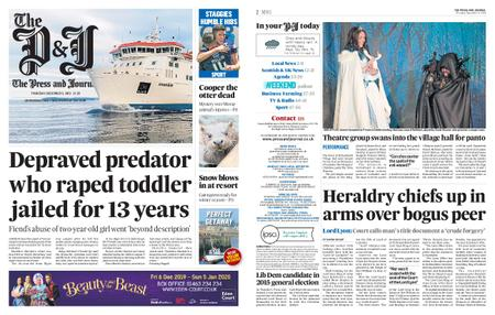 The Press and Journal Moray – December 05, 2019