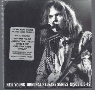 Neil Young - Original Release Series Discs 8.5-12 (2017) {5CD, Box Set}