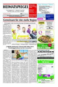 Heimatspiegel - 24. Juni 2020