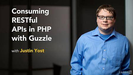 Lynda - Consuming RESTful APIs in PHP with Guzzle
