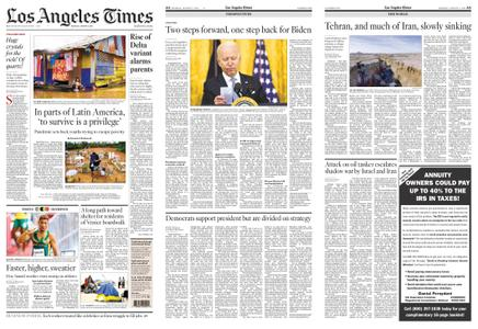 Los Angeles Times – August 02, 2021