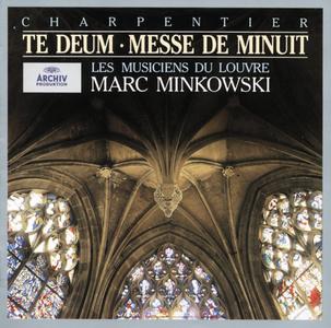 Charpentier: Te Deum, Messe de Minuit / Minkowski