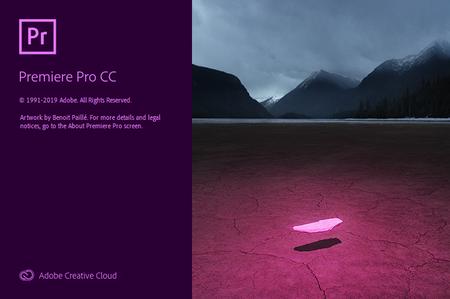 Adobe Premiere Pro CC 2019 v13.1.3.42 (x64) Multilingual