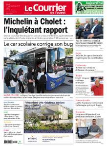 Le Courrier de l'Ouest Cholet – 17 septembre 2019