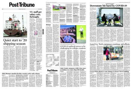 Post-Tribune – April 18, 2020