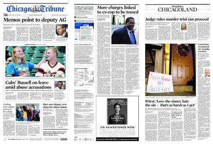 Chicago Tribune – September 22, 2018