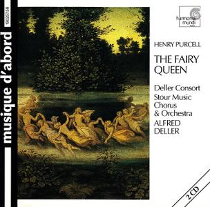 Alfred Deller, The Deller Consort, Stour Music Chorus and Orchestra - Purcell: Fairy Queen (1998)