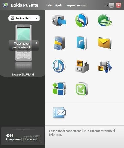 Nokia PC Suite 7.1.26.1 Final