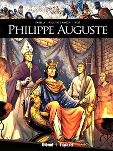 Ils ont fait l'Histoire - Tome 30 - Philippe Auguste (2018)