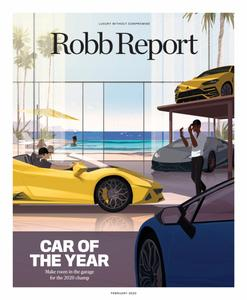 Robb Report USA - February 2020